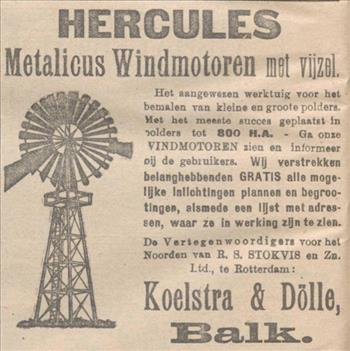 Hercules windmotoren